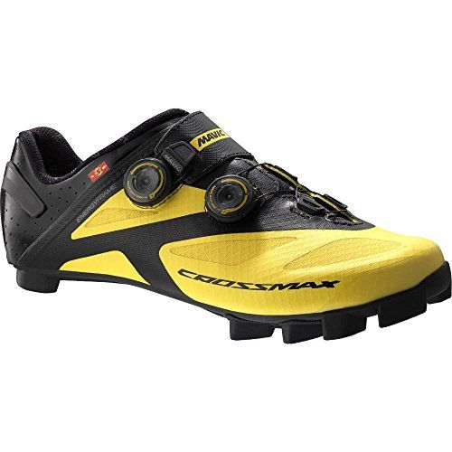 Mavic Crossmax SL Ultimate MTB Fahrrad Schuhe gelb/schwarz 2016: Größe: 41 - http://on-line-kaufen.de/mavic/41-eu-mavic-crossmax-sl-ultimate-mtb-fahrrad-gelb