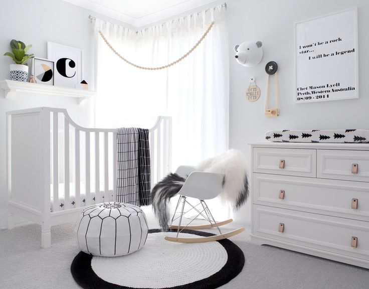 ideas dormitorio infantil estilo nórdico