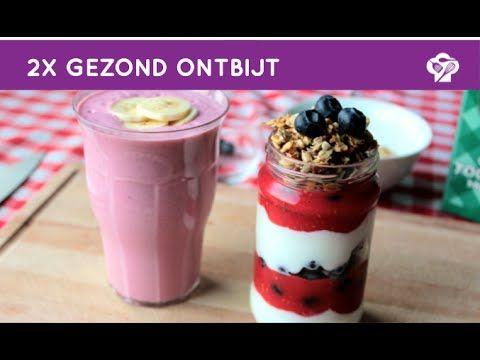 Yoghurtijs - Foodgloss - YouTube