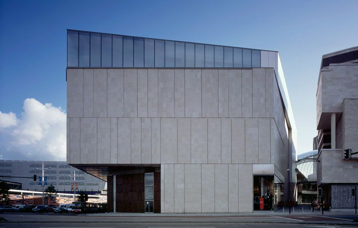 House of Fraser Store · Projects · Stanton Williams Architects