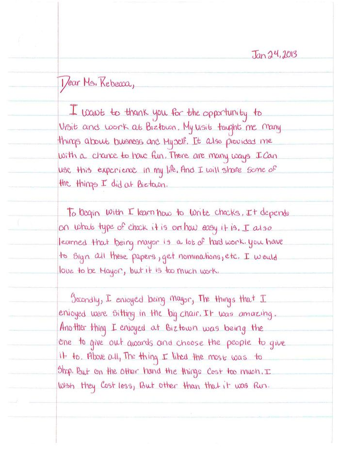 Sample Letter 5th Grade. A touching and inspiring thank you letter from a 5th grader who recently  served as our 91 best grade social studies images on Pinterest Social