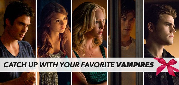 #TVD and presents go hand in hand. Enjoy the latest full episodes! http://cwtv.com/cw-video/the-vampire-diaries
