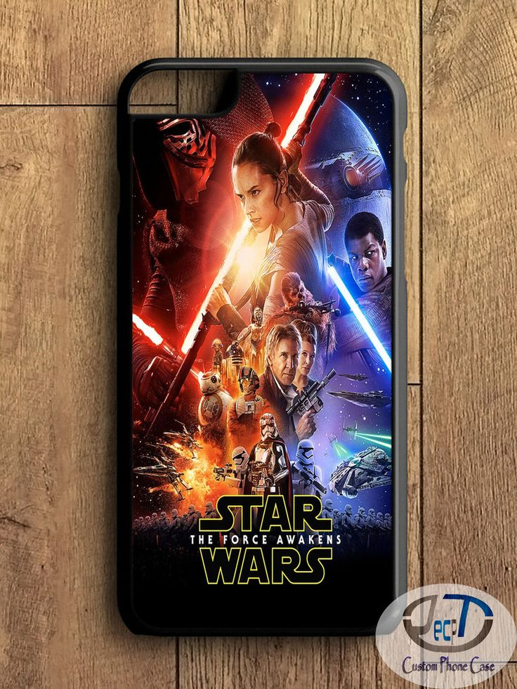 The Glorious Poster For Star Wars Awakens Case iPhone, iPad, Samsung Galaxy & HTC Cases