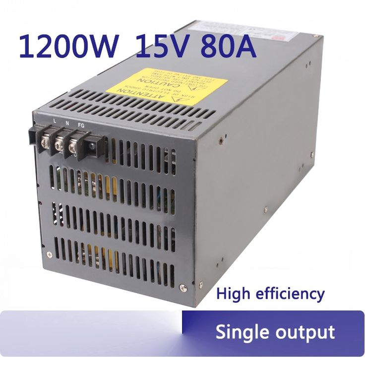 236.00$  Watch now - http://ali0sy.worldwells.pw/go.php?t=32484728629 - 15v 80a linear power supply 1200w high power top quality industrial pump transformer ac to dc SCN-1200-15 236.00$