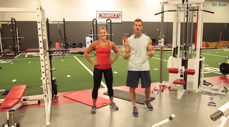 "Dr. Chelsea and I will be demonstrating the simplest burst training exercises for beginners. Many people have asked me, ""What if I'm just getting started with Burst Training? What are some easy, low-impact exercises I can get started with?"" This … Read More"