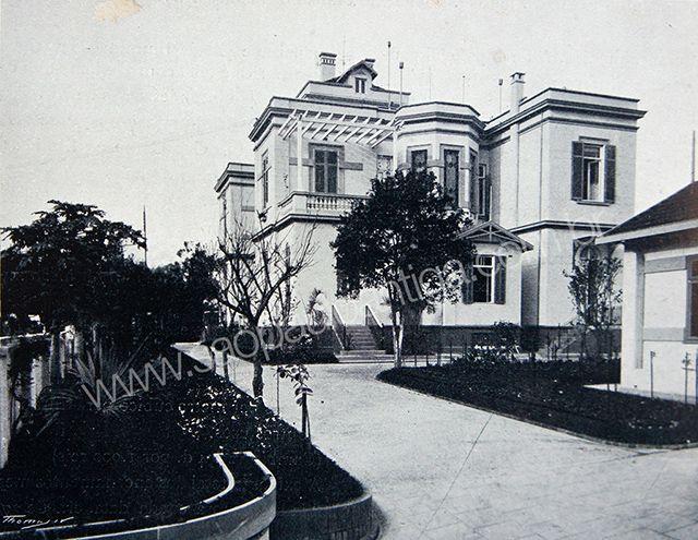 Palacete do Conde Alexandre Siciliano - Av. Paulista - São Paulo/SP - Brazil