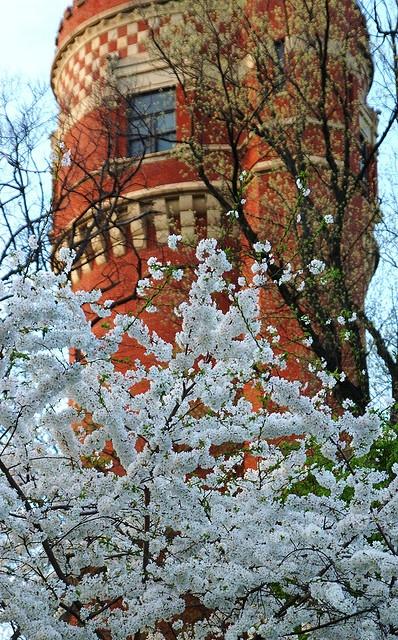 Eden Park Water Tower This is in Cincinnati, OH