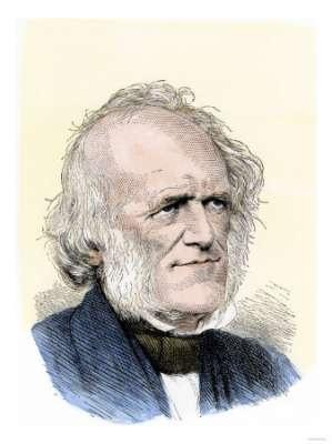 Charles Lyell Died 2/22/1875