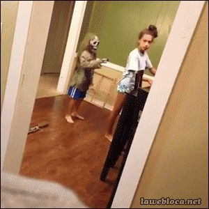 15 GIFs Of Terrified Children You Probably Can't Even Tell We Already Posted Last Year