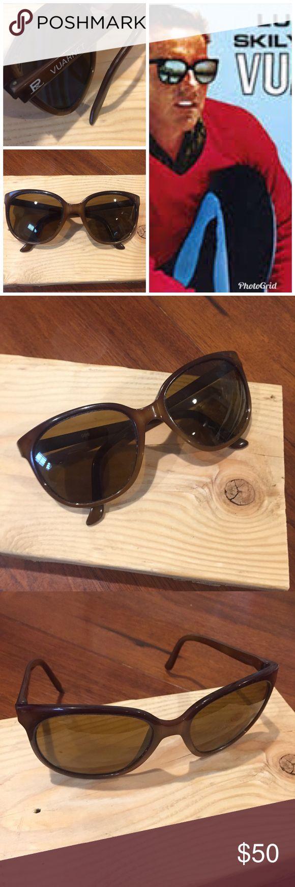 Vintage 80s vuarnet ski sunglasses Vintage 80s vuarnet ski sunglasses great vintage condition Vuarnet Accessories Sunglasses