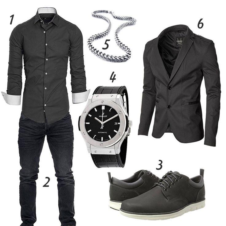 Men style – Luke Cowan