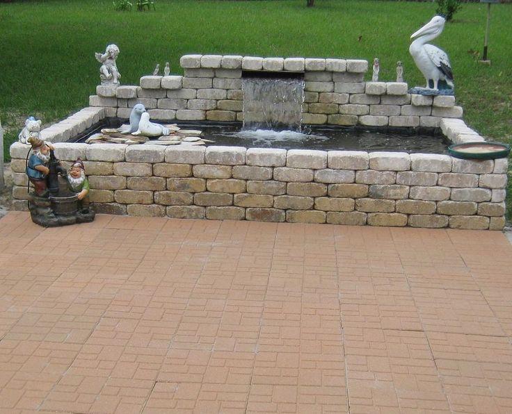 1000 images about koi pond on pinterest backyard ponds for Raised koi fish pond