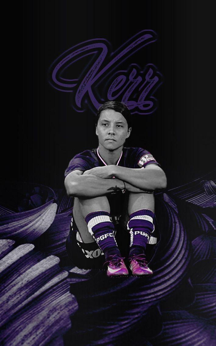 Sam Kerr wallpaper   Women's soccer, Sam kerr, Soccer girl