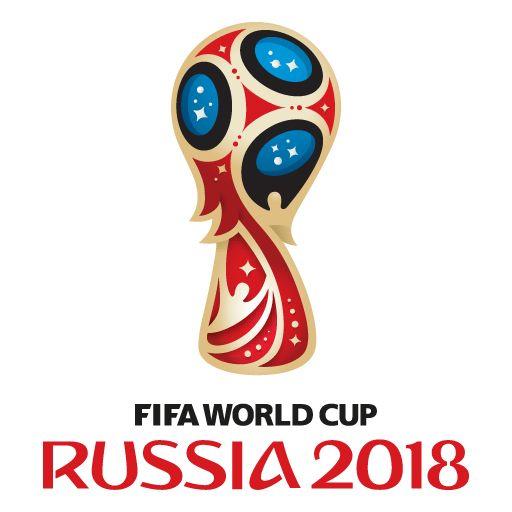 FIFA World Cup 2018 Logo Vector