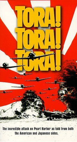 Film: Tora! Tora! Tora! (1970). A dramatization of the Japanese attack on Pearl Harbor and the series of American blunders that allowed it to happen.