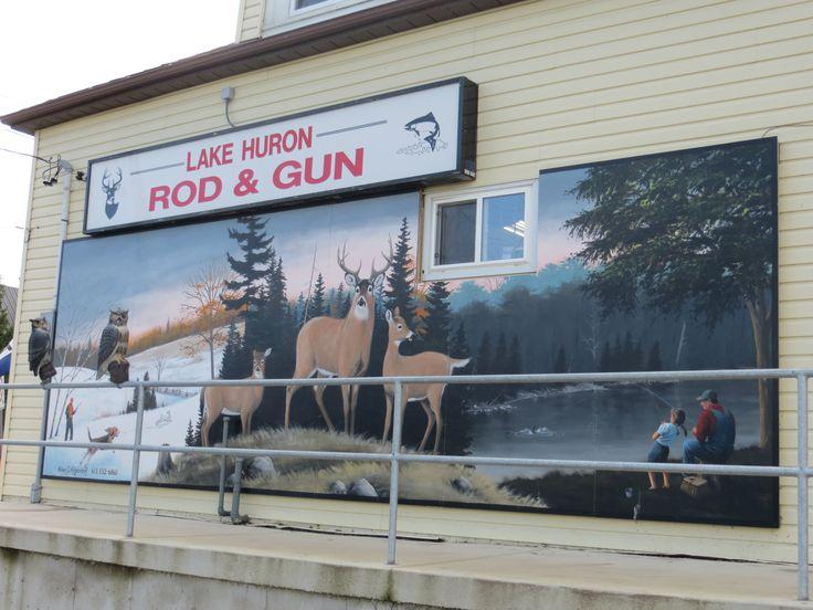 Lake Huron Rod & Gun, 3463 Hwy 21, Tiverton, ON