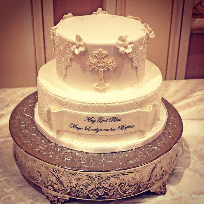 #baptismcake #cake #custom #baptism #cakeroyale #cakeroyalecafe #streetsville #mississauga #instagood #foodie