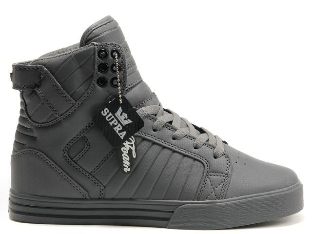 Find Super Deals Supra Skytop All Grey Men\u0027s Shoes online or in Pumafenty.  Shop Top Brands and the latest styles Super Deals Supra Skytop All Grey  Men\u0027s ...