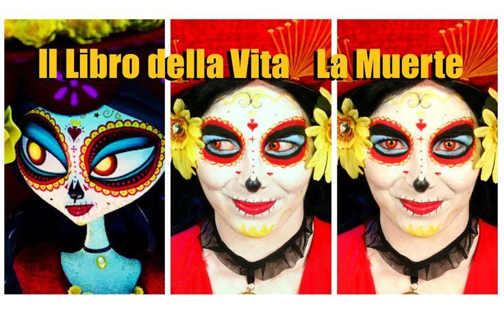 LA MUERTE - COSTUME FAI-DA-TE ! dal film IL LIBRO DELLA VITA (The Book o...