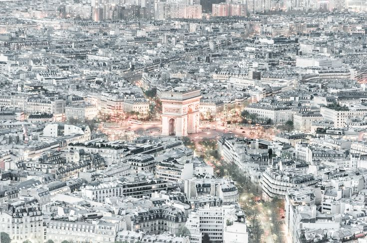 Striking Photos of Paris Highlight the City's Spectacular Boulevards and Architecture. Deepest sorrow for beautiful Paris and all her people, for all the innocent lives lost, for our world changed forever.