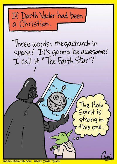 Love Inherit the Mirth  Star Wars