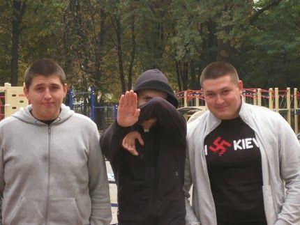 Euro Ukraine. Kiev nazi