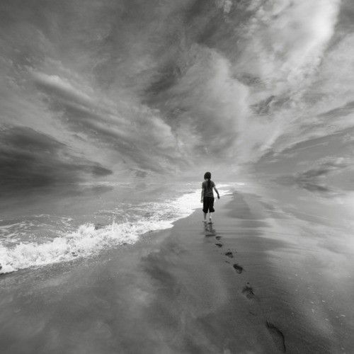 Walk to the horizon
