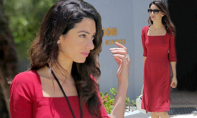 Amal Clooney continues fight to free former president Mohamed Nasheed