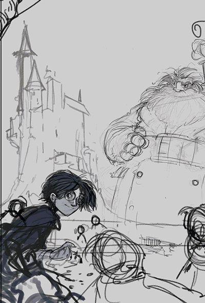 Harry Potter BlogHogwarts Animaciones Portadas  (1)