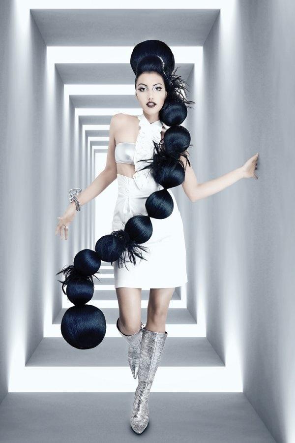 Strange 1000 Ideas About Hair Shows On Pinterest Catwalk Hair Short Hairstyles Gunalazisus