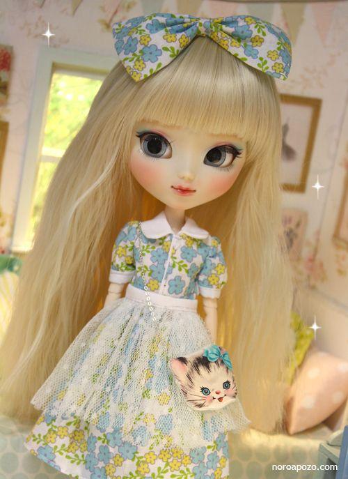 Custom Pullip doll ERIKA NORTH