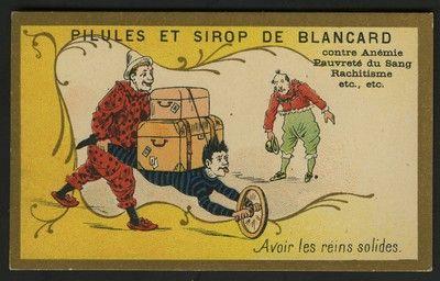 16. Avoir les reins solides (Avere le spalle solide), 1895-1914