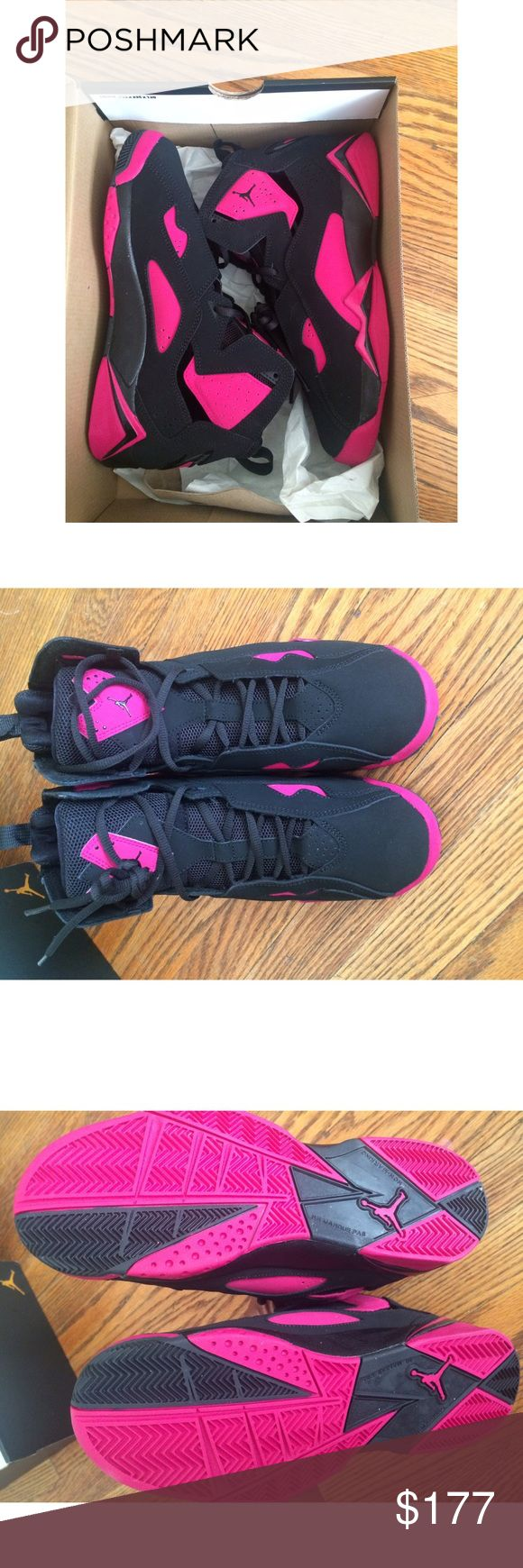 Brand New Jordan True Flight Sneakers Brand New Mens' Jordan's. They will fit a size 10 in women! No damages & never been worn. Jordan Shoes Sneakers