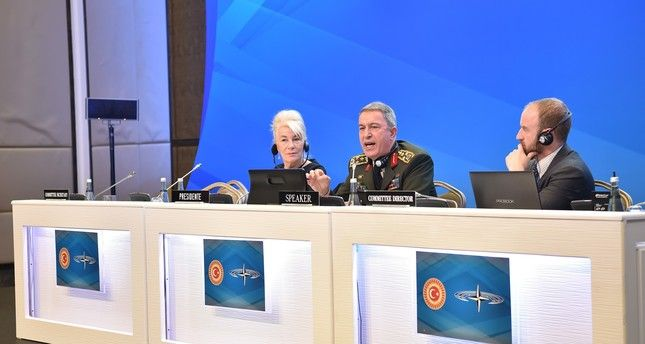 Turkish military chief denies involvement in Aleppo fighting / Turkey supports the territorial integrity of Iraq and Syria and would not interfere in either country, the head of the Turkish Armed Forces said...