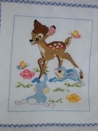 Bambi1 - della categoria Punto Croce dall'album di Magda67.