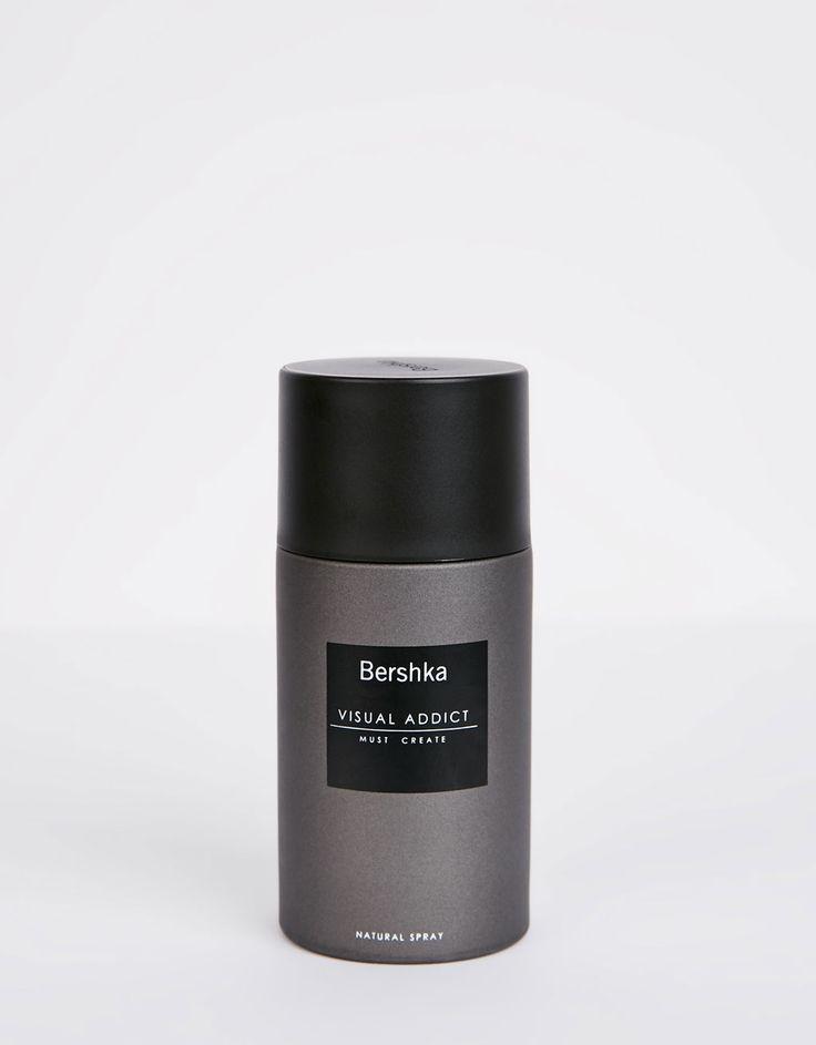 "Eau de Toilette Bershka ""Visual Addict/Must Create"" - Regalos para él - Bershka España"