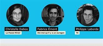 Gallimard Jeunesse publie le 6 juin le Concours du premier roman jeunesse : La passe-miroir, de Christelle Dabos gagne le Concours du premier roman jeunesse organisé par Gallimard Jeunesse, Télérama et RTL - Livres Hebdo