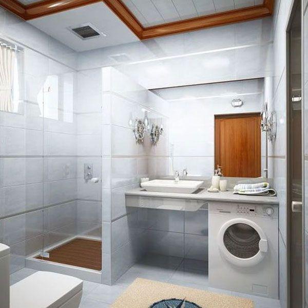 Diseño de Interiores & Arquitectura: 30 Ideas para Cuartos de Baños Pequeños y Funcionales de Diseño Ideal para Hogares Acogedores.