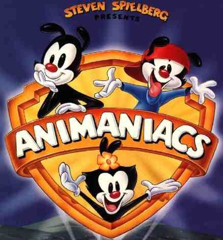 I was REALLY into the Animaniacs when I was a kid. They used to wreak havoc, but I loyally watched this cartoon even though I was very selective about what cartoons I liked.