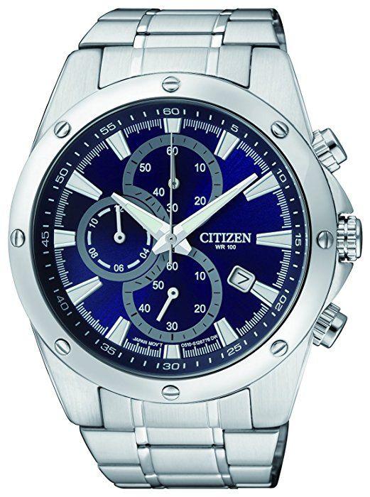 6232712128f7 Citizen Fly-back Chronograph AN3530-52L - Reloj para hombres