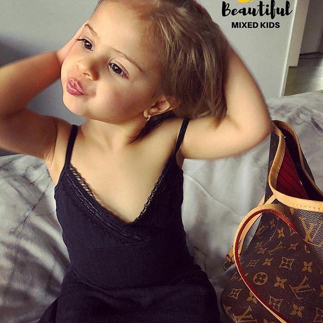 Aeliya Yelena - 2.5 Years • Indonesian, Dutch, Surinamese & Indian  @aeliya.and.yasha . . . . FOLLOW @BEAUTIFULMIXEDKIDS http://instagram.com/beautifulmixedkids  ✨LIKE US ON FACEBOOK ✨DM PHOTO (S) - TAG #BeautifulMixedKids ✨Email: beautifulmixedkids@gmail.com ✨NEGATIVITY = BLOCKED  #perfection #sleepy #daddy #mixedbabies #perfect #sleeping #breastfeeding #happy #dad #mo...