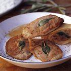 Een heerlijk recept: Kalfsoester met prosciutto en salie (saltimbocca)