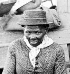 The description said Harriet Tubman. It could be her, however, given her life's work I wonder if she would allow anyone to take a photo?