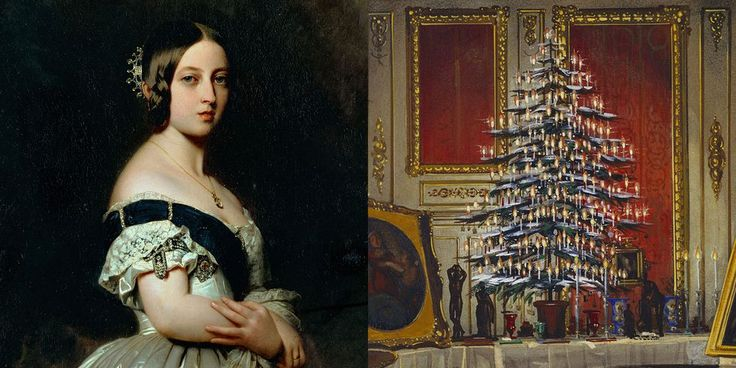Source: Where Did Christmas Trees Come From? - How Queen ...