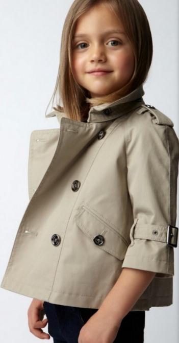 fashion - stylish kids - burberry kids - 2012