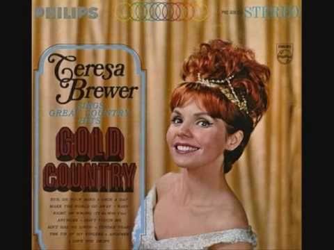 Teresa Brewer - Evil On Your Mind (1966)