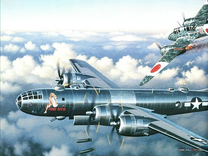 Aviation Art : Air Combat Paintings Collection (Vol.02)  - WWII Aircraft Painting : Combat Aircraft Painting  by Stan Stokes. 48