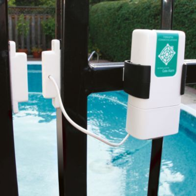 Safety Turtle Wireless Gate Sensor Keep Your Loved Ones Safe Around The Water With The