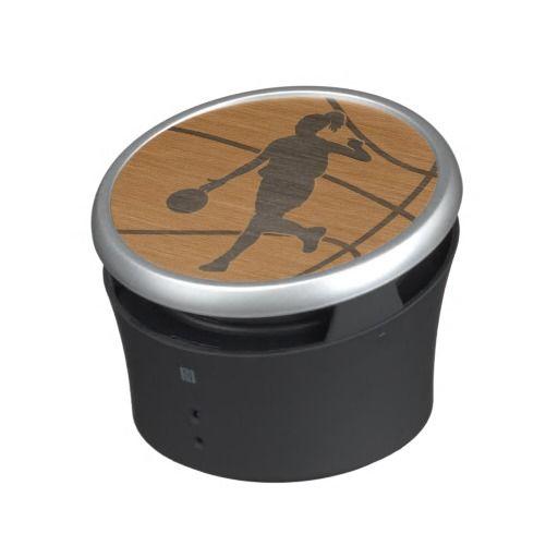 Basketball Mädchen Frau Bluetooth Bumpster Lautsprecher | Zazzle   – Zazzle
