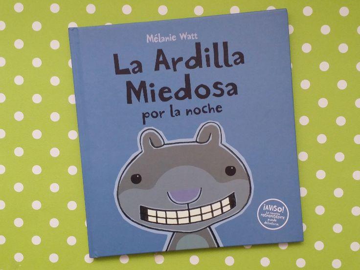 La Gallina Pintadita: Hoy leemos La ardilla miedosa por la noche